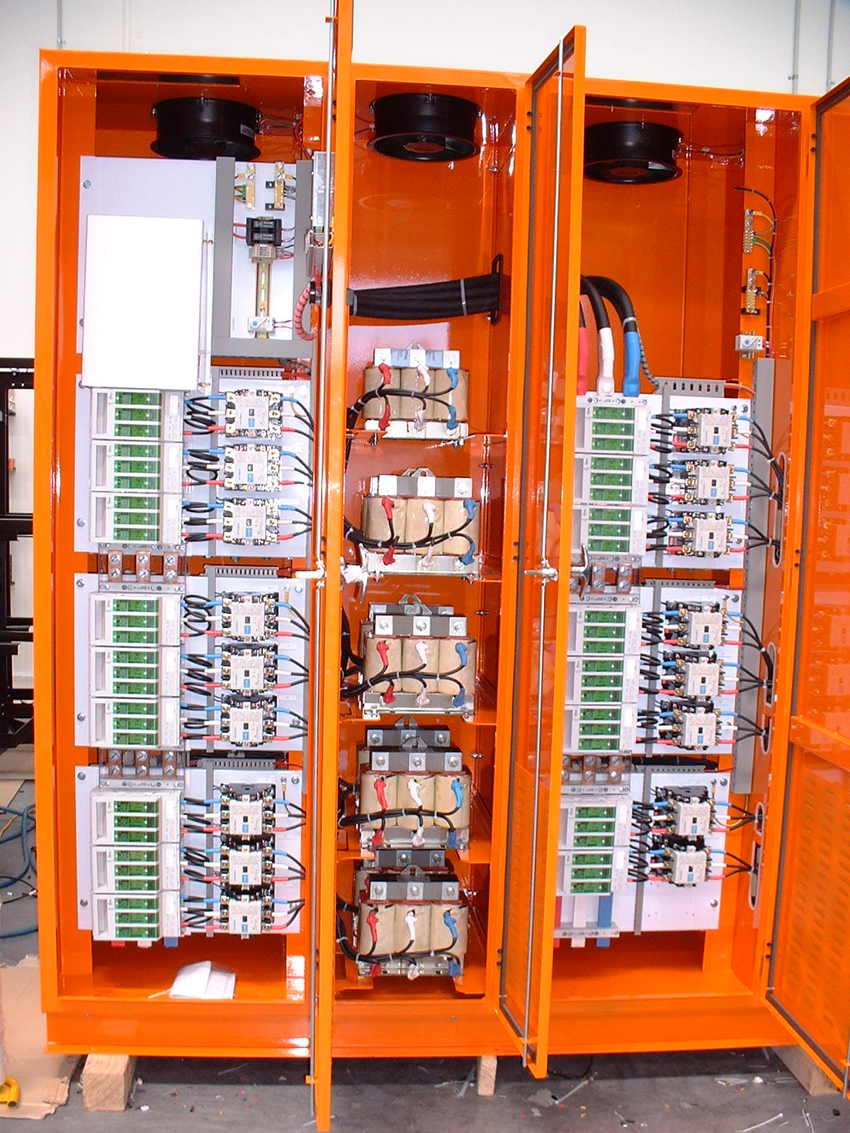 Power Factor Cabinet